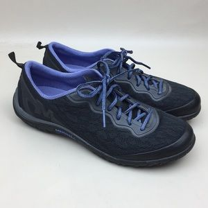 MERRELL Black Select Grip Sneakers